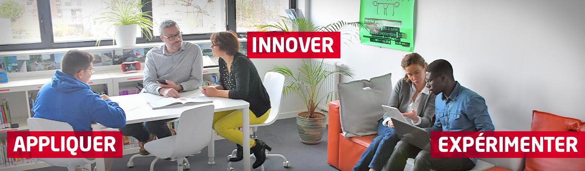 Le living lab : appliquer, innover, expérimenter
