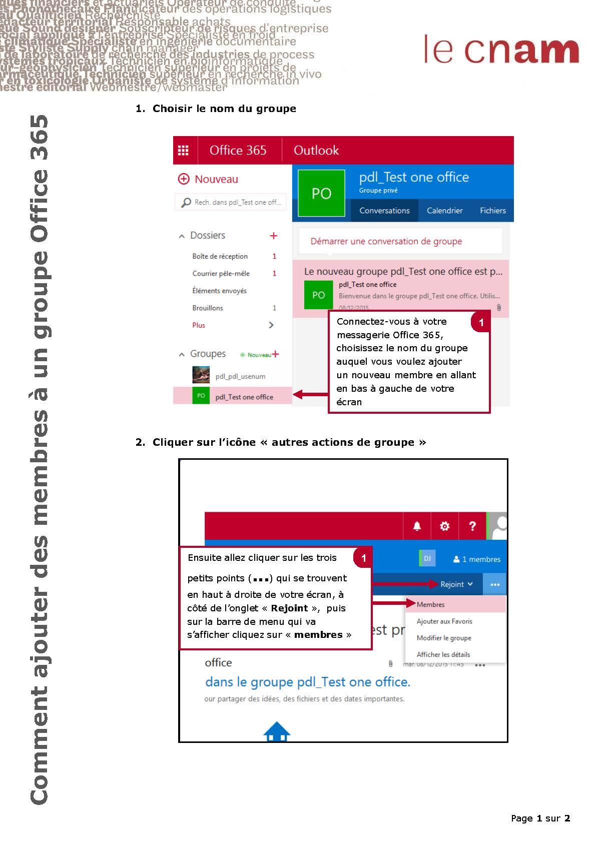 Comment ajouter des membres à un groupe Office 365_Page_1