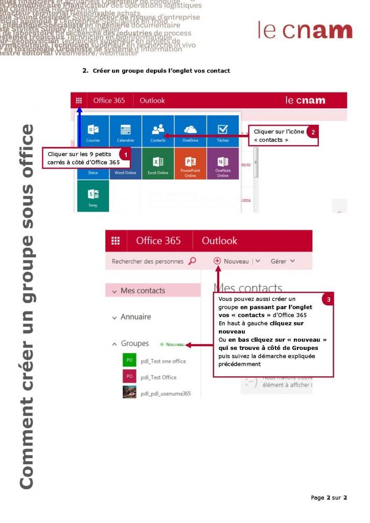 Comment créer un groupe sous Office 365_Page_2