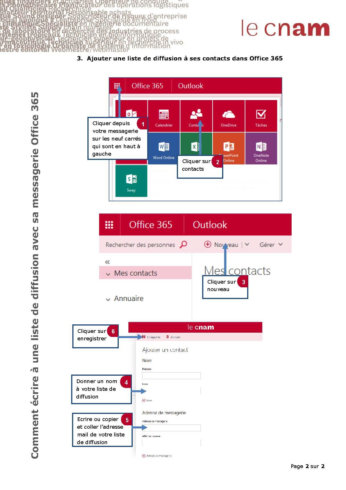 comment écrire à une liste de diffusion avec sa messagerie Office 365_Page_2