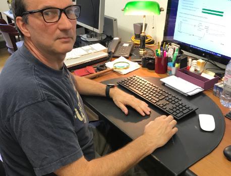 Remonter le temps pour favoriser l'apprentissage… une scénarisation dans un cours d'informatique, l'expérience d'Eric Gressier-Soudan, Professeur au Cnam.